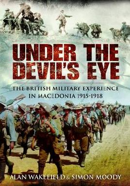 Cover of Under the devil's eye