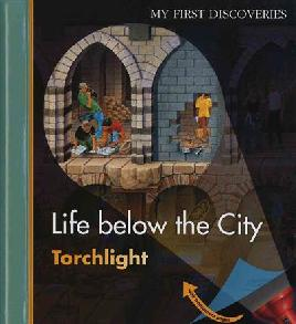 Cover of Life Below the City.