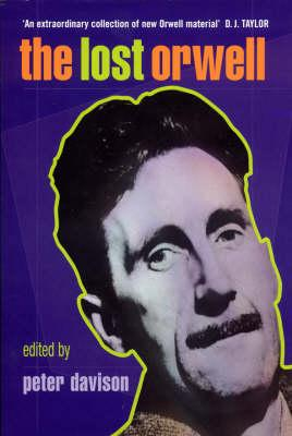Cover of The lost Orwell