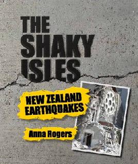 Cover of The shaky isles