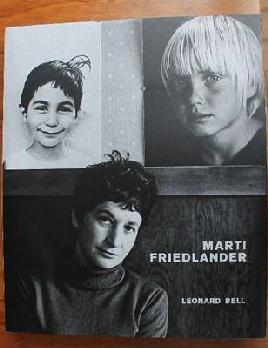 Cover of Marti Friedlander