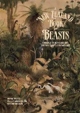 Cover of A New Zealand Book of Beasts