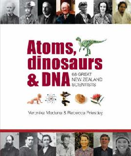Atoms, dinosaurs and DNA