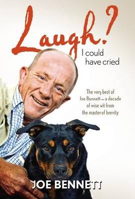 Cover of Laugh: I could have cried