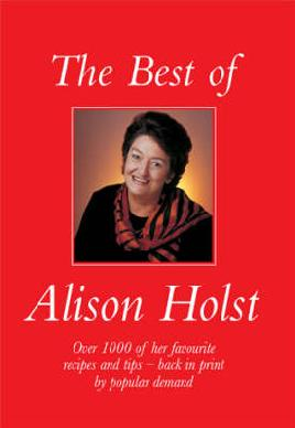 The Best of Alison Holst at Christchurch City Libraries
