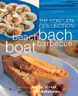 Cover of Beach, Bach, Boat, Barbecue