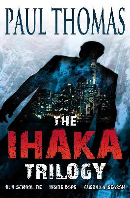 Cover of The Ihaka Trilogy