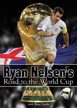 Search the catalogue for Ryan Nelsen's road to the World Cup