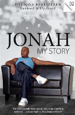 Cover of Jonah: My Story
