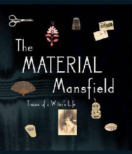 Cover of The material Mansfield