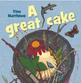Cover of a great cake