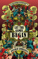 Cover of Let The Games Begin