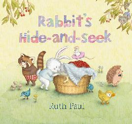 Cover of Rabbit's hide and seek