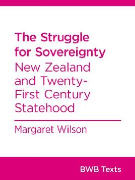 Cover of The Struggle for Sovereignty