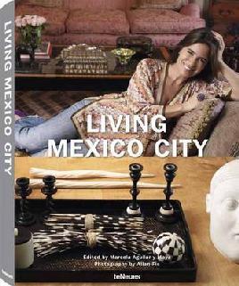 Cover: Living Mexico City