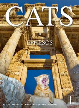 Cover of The Cats of Ephesos