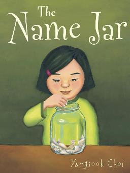 Cover of The Name Jar