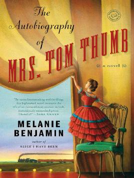 Cover of The autobiography of Mrs Tom Thumb