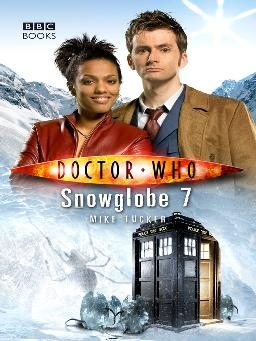 Cover of Snowglobe 7, Doctor Who