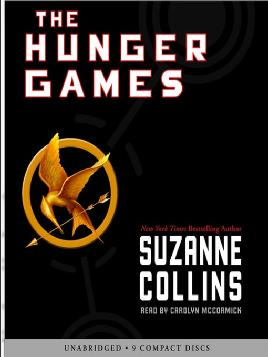 Cover of The hunger games