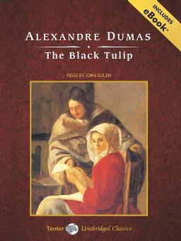 Cover of The Black Tulip
