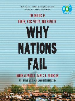 Cover of Why Nations Fail