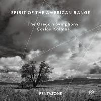 Orchestral Music - PISTON, W. / ANTHEIL, G. / COPLAND, A. (Spirit of the American Range) (Oregon Symphony, C. Kalmar)