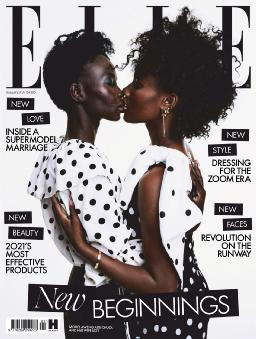 Cover of Elle