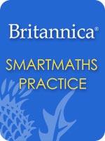 Cover of Britannica Smartmaths