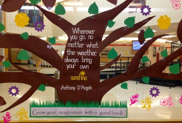 School Library Display Ideas