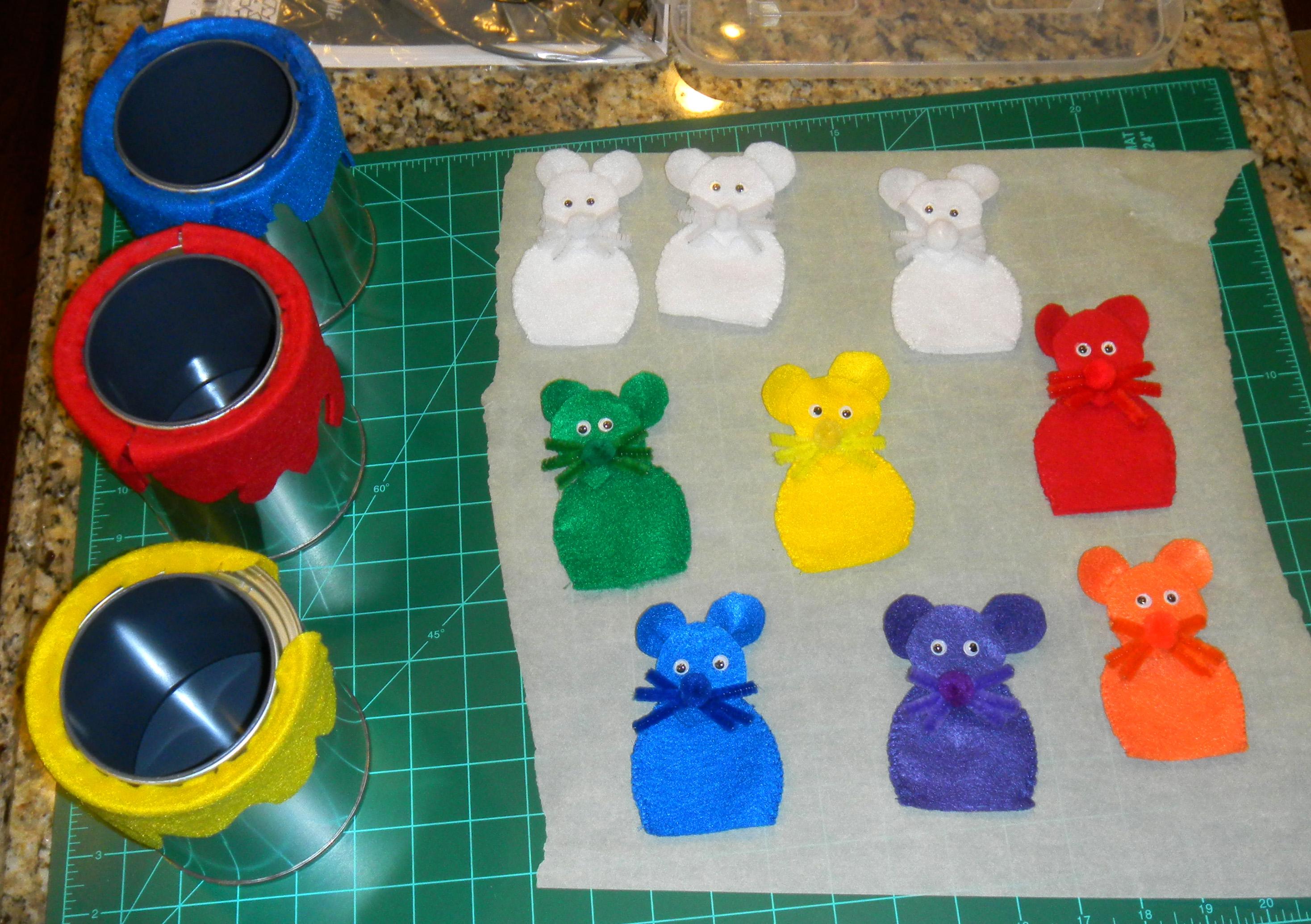 Mouse Paint Manipulative