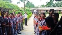 Ingural ceremony of BE