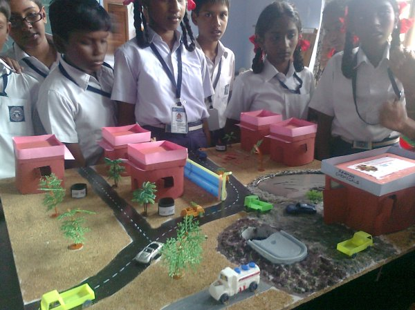 School Science Exhibition Projects
