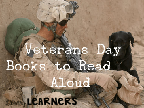 small resolution of Veterans Day Books to Read Aloud - Library Learners