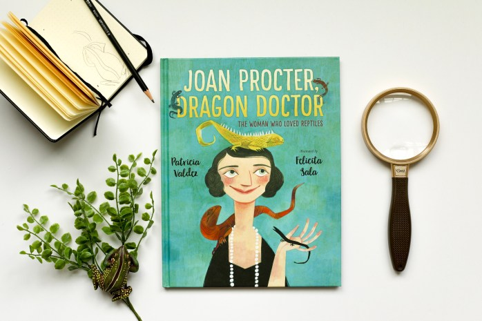JoanProcter, Dragon Doctor