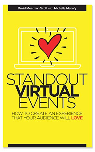 Book Cover: Standout Virtual Events