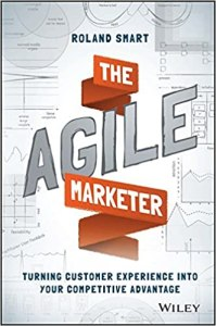 Book Cover: The Agile Marketer