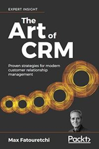 Book Cover: The Art of CRM