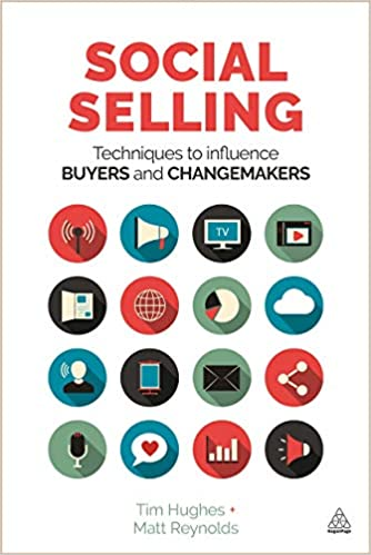 Book Cover: Social Selling