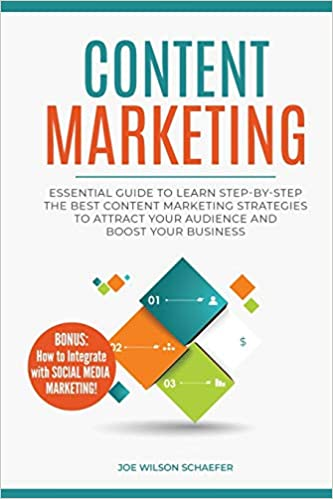 Book Cover: Content Marketing: Step By Step