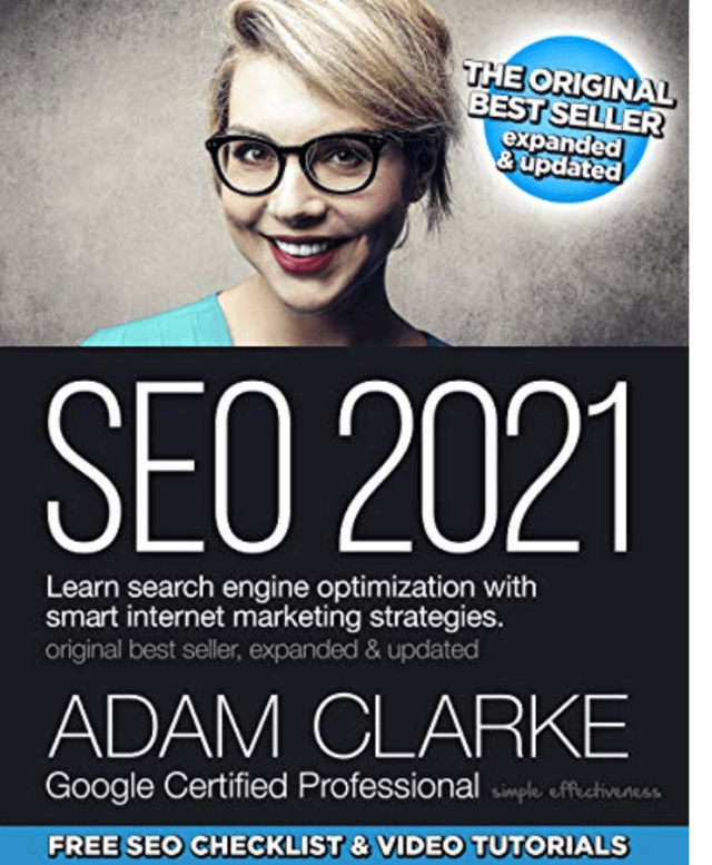 Book Cover: SEO 2021: Learn search engine optimization with smart internet marketing strategies