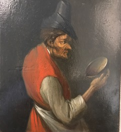 Man With Bowl