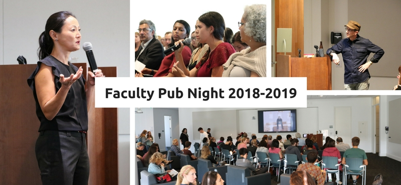 faculty pub night banner