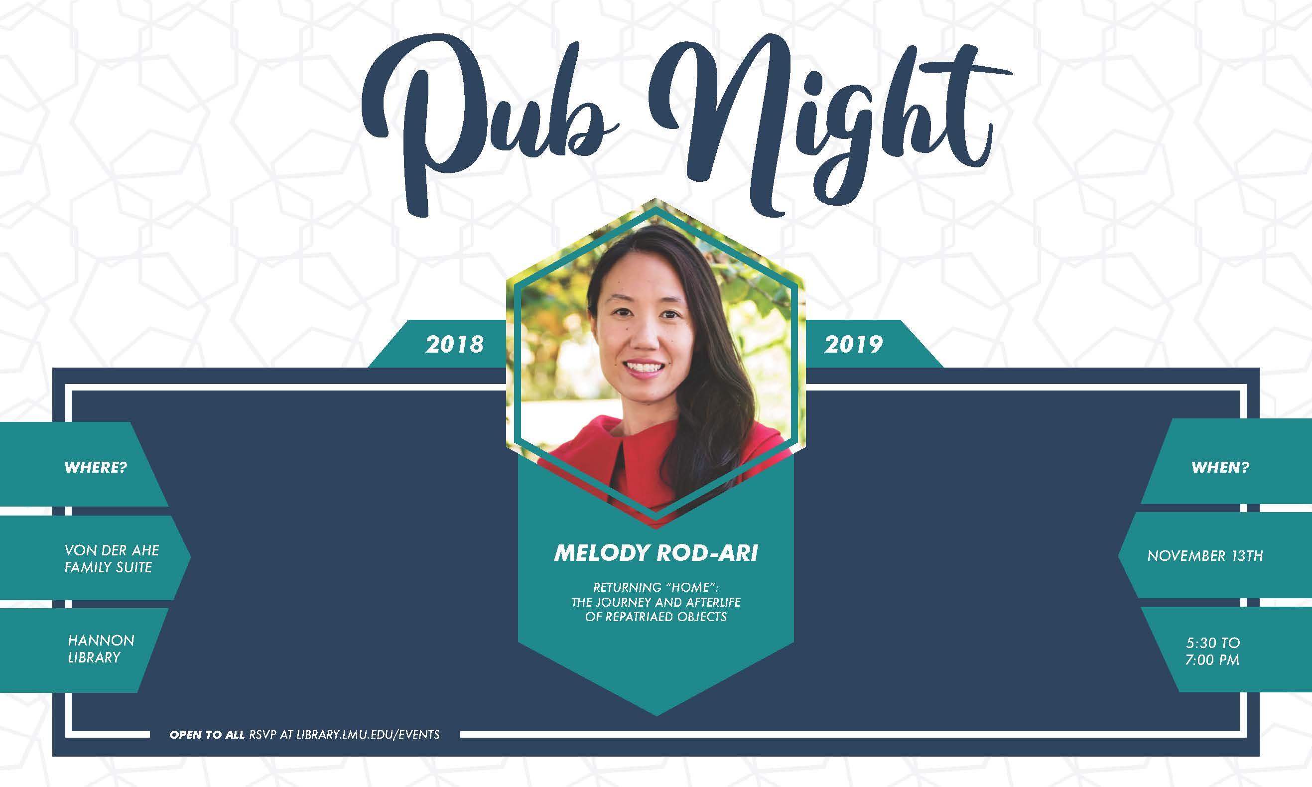 Rodari Pub Night promo