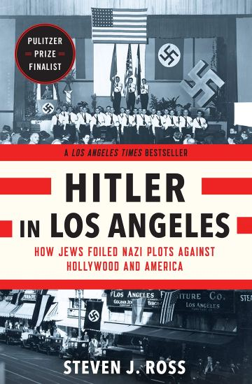 Hitler in LA book cover