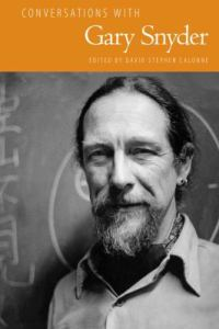 Conversations with Gary Snyder book cover