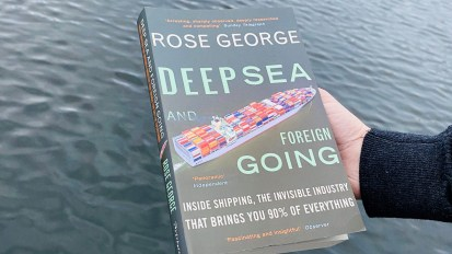 Deep sea and foreign going | Rose George