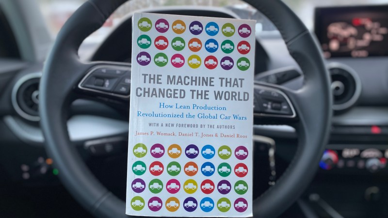The machine that changed the world | Womack et.al.