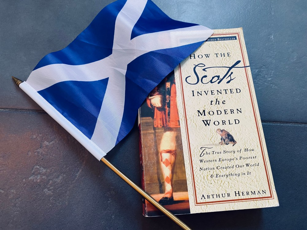 How the scots invented the modern world | Arthur Herman