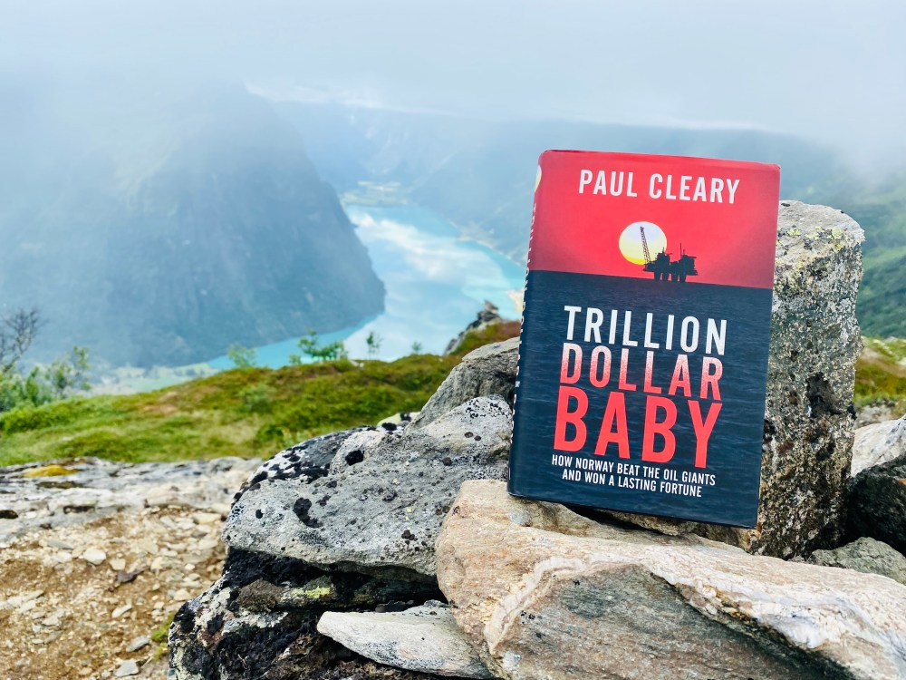 Trillion Dollar Baby | Paul Cleary